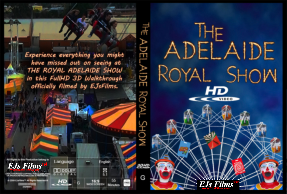 The Royal Adelaide Show | G | Documentary | 2015 | by EJsFilms.com -