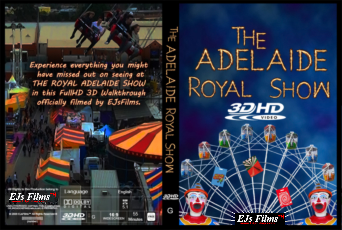 The Royal Adelaide Show (3D) | G | Documentary | 2015 | by EJsFilms.com -